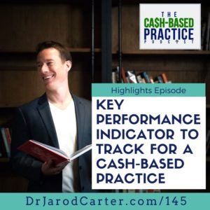 Key performance indicators to track for a cash-based practice